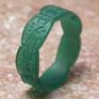 結婚指輪のワックス製作