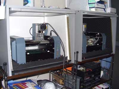 3d 加工機(modela mdx-15)