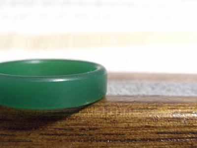 シンプルだけど、こだわりのある結婚指輪 ワックス製作02