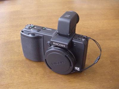 リコーのGX-200
