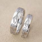 結婚指輪のサイズ直しと新品仕上げ