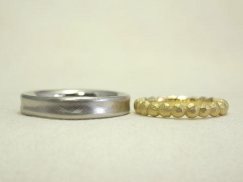 結婚指輪の撮影 04