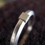 結婚指輪 カルティエ のサイズ直し の仕方
