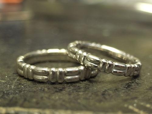 結婚指輪のメンテナンス 01