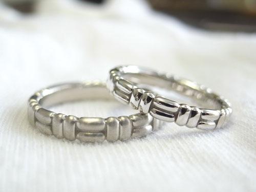 結婚指輪のメンテナンス 02