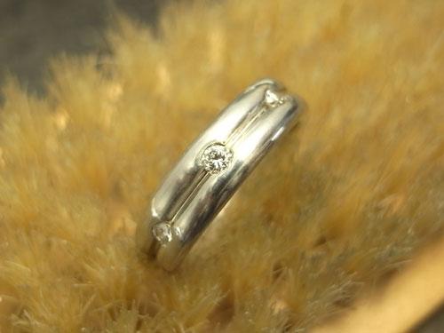 指輪の変形直しとサイズ直し 05