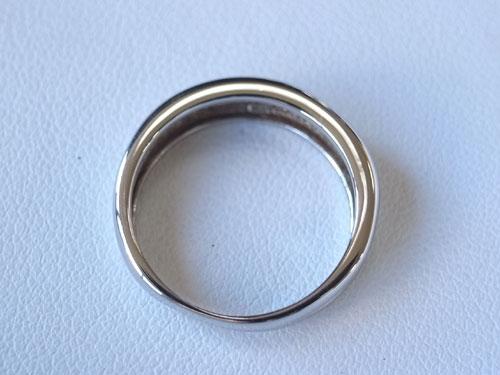指輪の変形直しとサイズ直し 09