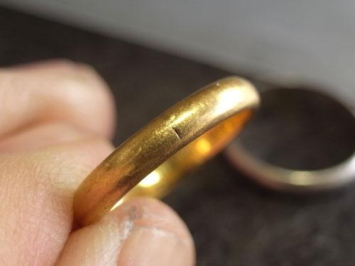 指輪の修理と加工 03