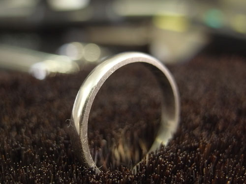 指輪の修理と加工 07
