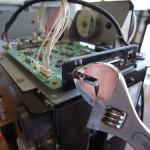 MDX-15の分解と修理!! [切削機]