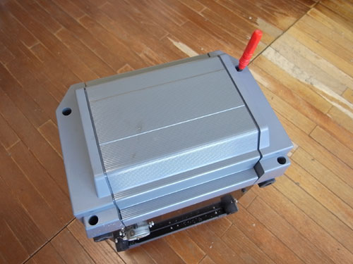 MDX-15の分解と修理 02