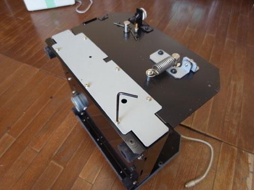 MDX-15の分解と修理 04