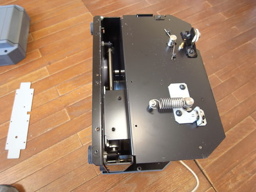 MDX-15の分解と修理 05