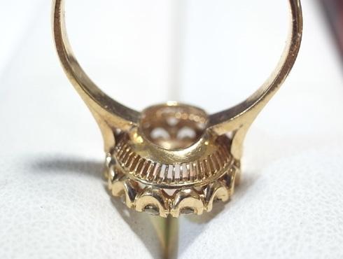 50年前の指輪のサイズ直し 03