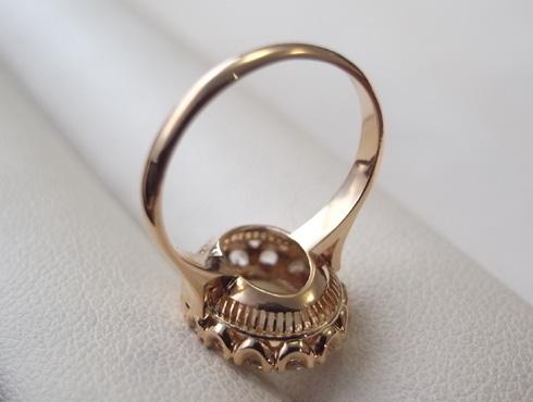 50年前の指輪のサイズ直し 05