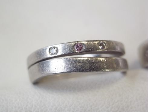 結婚指輪の新品加工で綺麗にする04
