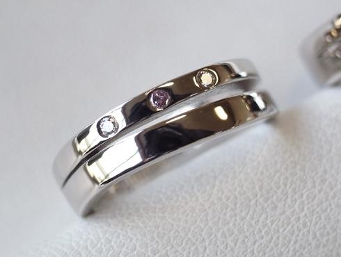 結婚指輪の新品加工で綺麗にする05