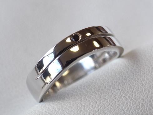 結婚指輪の新品加工で綺麗にする07