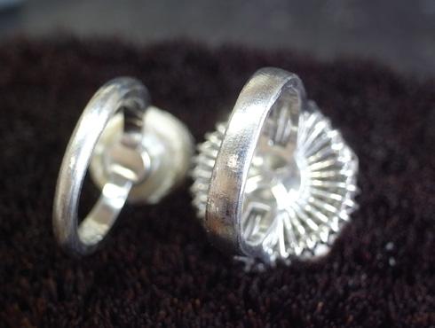 パール付きの指輪のサイズ直し 手順 08