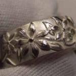ワックスの両面切削 と 結婚指輪(マリッジリング)