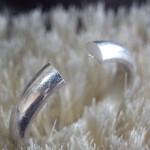 カルティエの結婚指輪 ー7号のサイズ直し