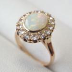 50年前の指輪のサイズ直し