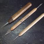 彫金工具(彫金ワックス用の工具)