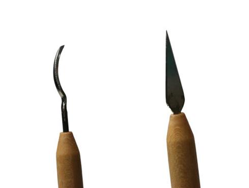 ワックス用の彫金工具 03