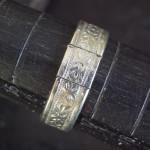 柄を移植して結婚指輪のサイズ延ばし(+5.5番)