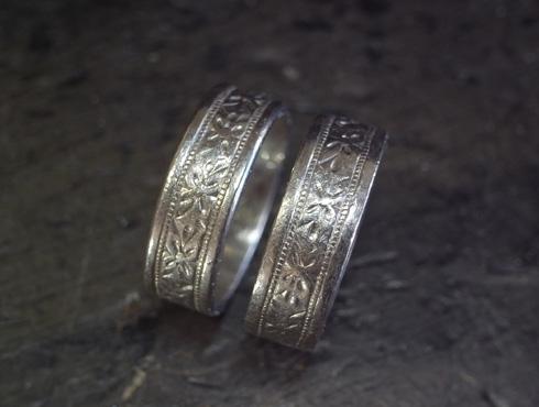 柄を移植して指輪のサイズ延ばし01