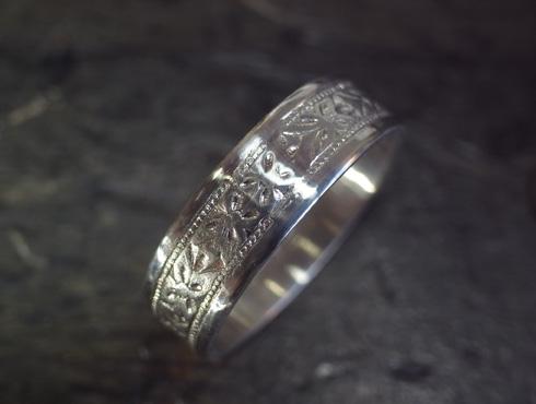 柄を移植して指輪のサイズ延ばし06