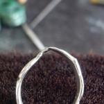 「俄」の結婚指輪を変形直し、サイズ直し