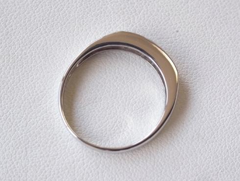 抜けなくなった結婚指輪を修理とサイズ直し11