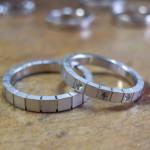 結婚指輪のキャスト上がり