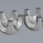 CADで石枠データを作ってみました!!