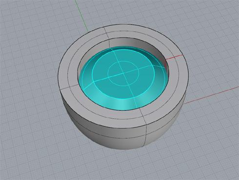 CAD(ライノセラス)で石枠データ作成 08