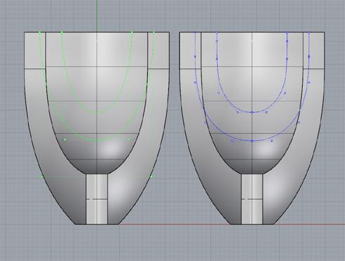 CAD(ライノセラス)で石枠データ作成 18