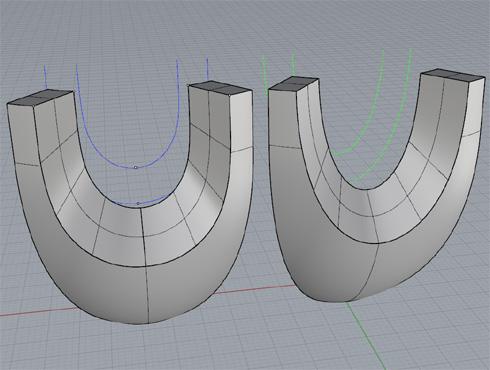 CAD(ライノセラス)で石枠データ作成 23