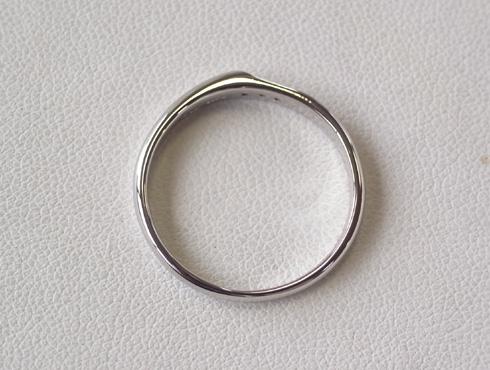 消防署で切ってもらった結婚指輪の修理とサイズ直し10