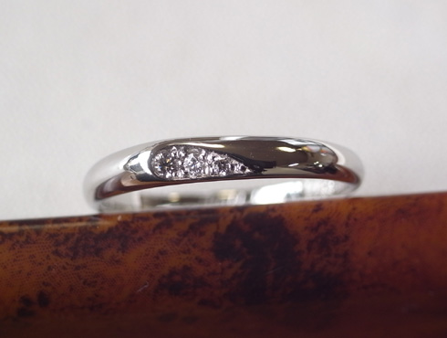 消防署で切ってもらった結婚指輪の修理とサイズ直し11