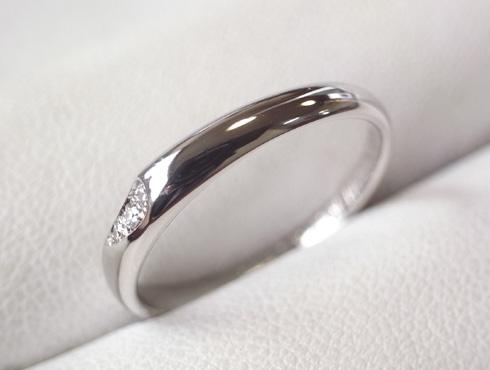 消防署で切ってもらった結婚指輪の修理とサイズ直し12