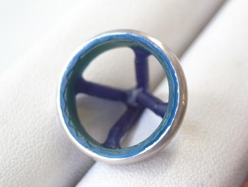 シンプルだけど、こだわりのある結婚指輪 製作過程 03