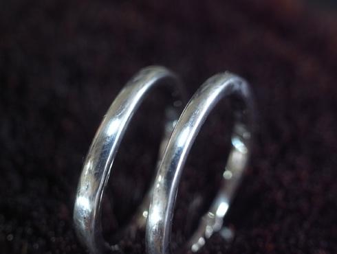 俄の結婚指輪、婚約指輪のサイズ直し 08