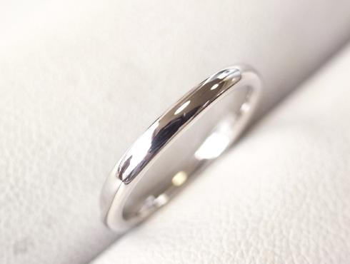 俄の結婚指輪、婚約指輪のサイズ直し 14