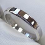 ご両親から受け継いだ 素敵な結婚指輪