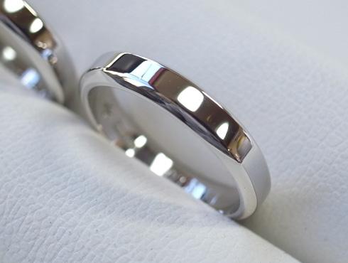 ご両親から引き継いだ 素敵な結婚指輪 10