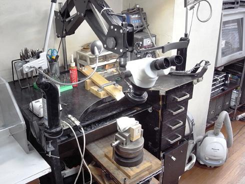 顕微鏡 彫金用 05