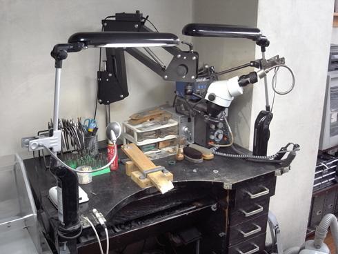 顕微鏡 彫金用 06