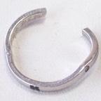 カルティエの結婚指輪の変形直し