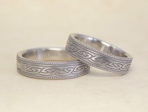 クラダリング claddagh ring 結婚指輪 04